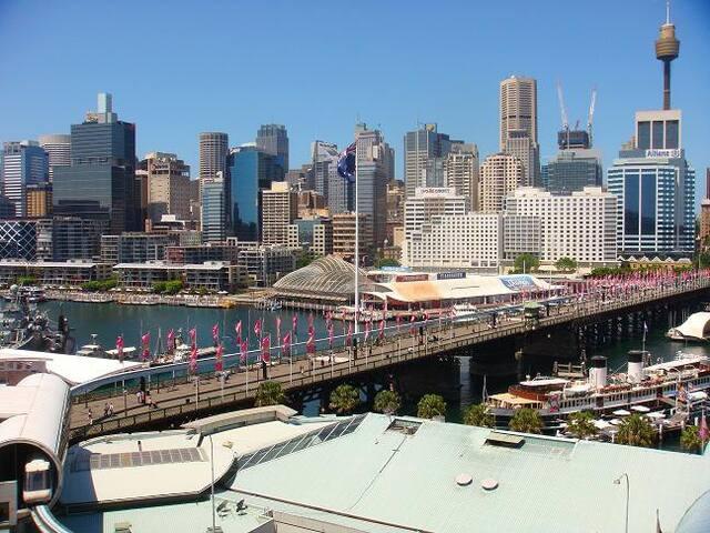 City of Sydney, Darling Habour, 2bdr/pool/parking