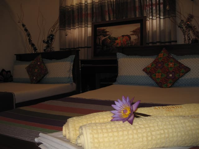 Miheen Hotel Family Rooms