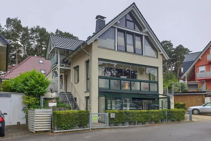 4 star holiday home in Trassenheide