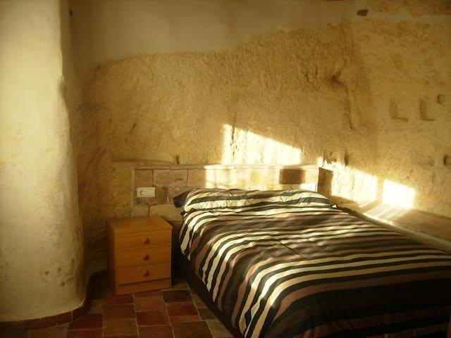 Preciosa casa cueva en Bocairent