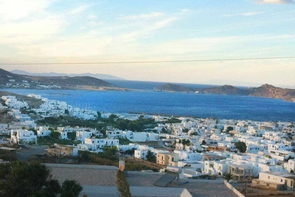 Paros is one of the liveliest islands in the Aegean with many bars and clubs located mostly in two main villages, the port city of Parikia and Naoussa.