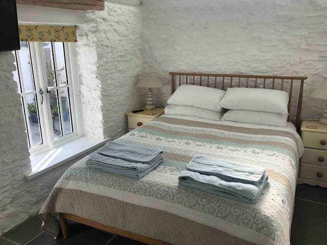 Croyde Farm bed and breakfast,  Tack room