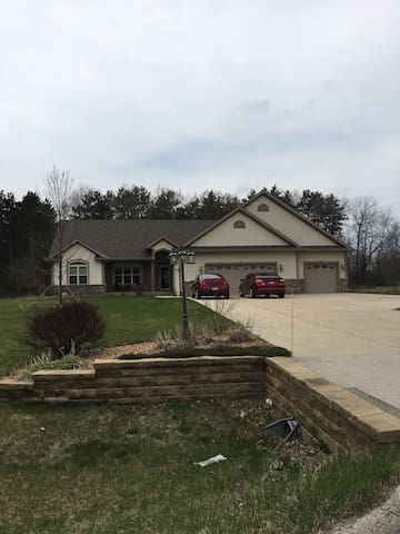 Handicap accessible for US Open - West Bend - House