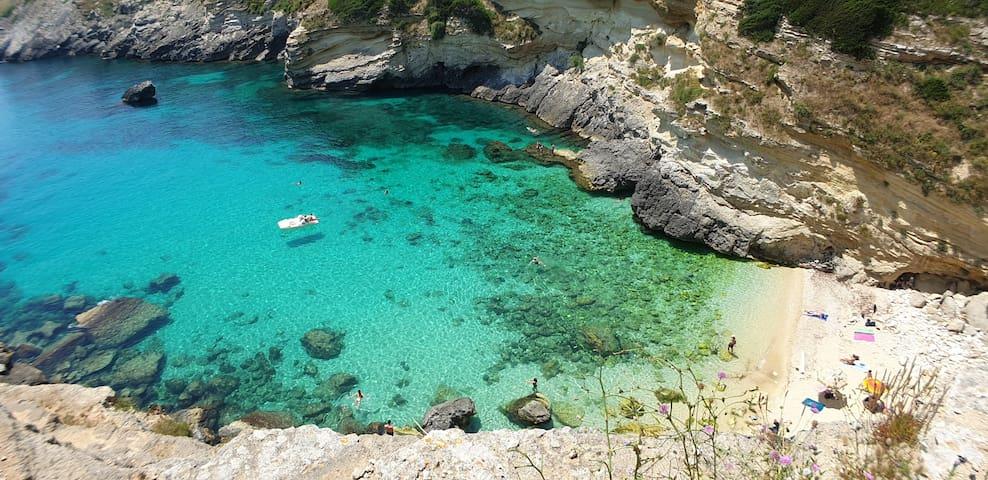 L'Antico Ulivo - Une villa près de la mer.