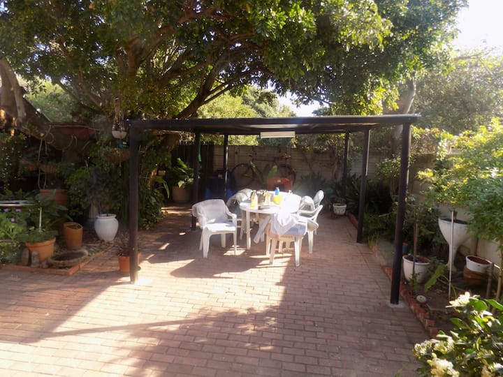 December holiday break away.  R5500.00 per night.