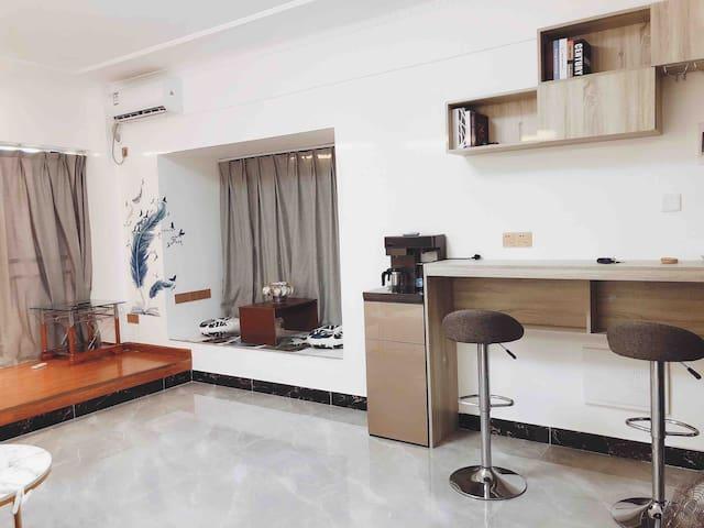 阳江华科国际北欧简约主题公寓/民宿