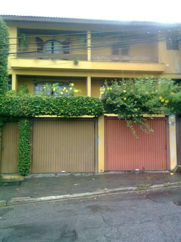 Quartos para casais - Osasco - บ้าน
