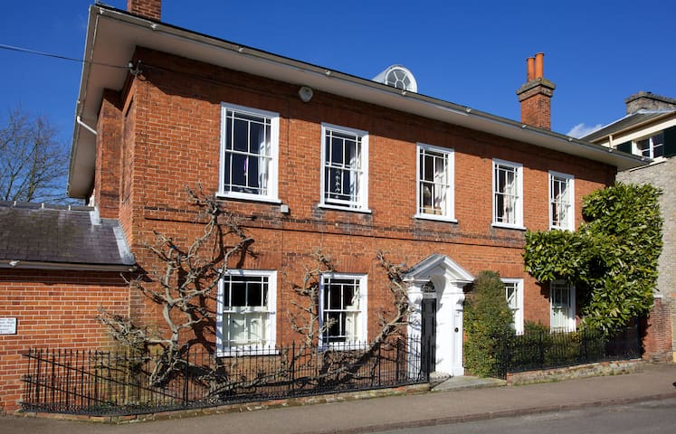 LOVELY GEORGIAN HOUSE - Dedham - Bed & Breakfast