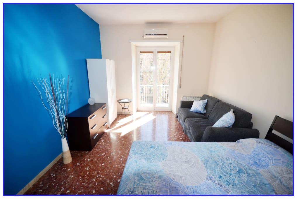 c.TRASTEVERE -NEWly furnished room!