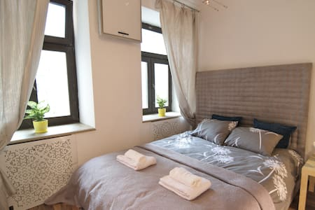 Quiet, cozy apartment near Khreshchatyk St.