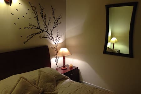 NICE AND COMFY ROOM. CLOSE TO THE AIRPORT - Bogota - Kondominium