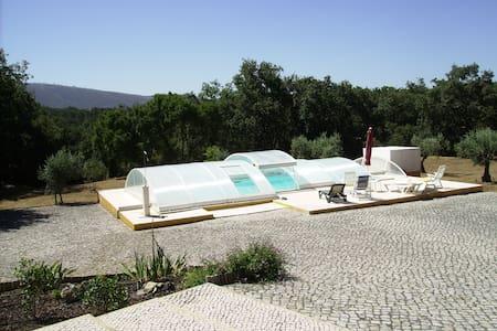Chambre d'hôtes dans une cottage: tranquilité - Aljubarrota