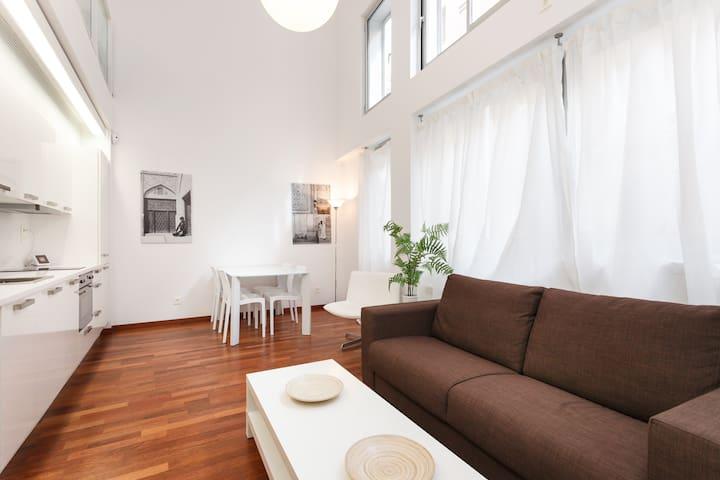 APARTMENT CAMP NOU 1 - Barcelona - Apartamento