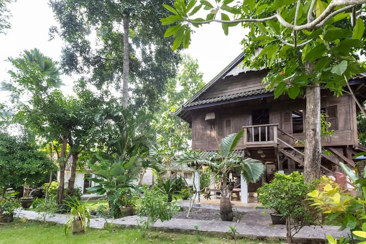 Canggu Treehouse 2 bed house