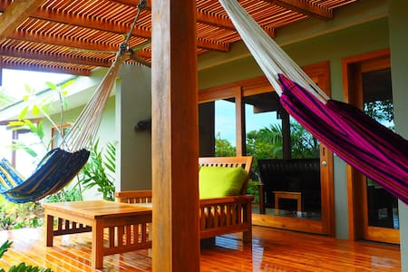 Home in a Monkey's Playground at Taru Rentals