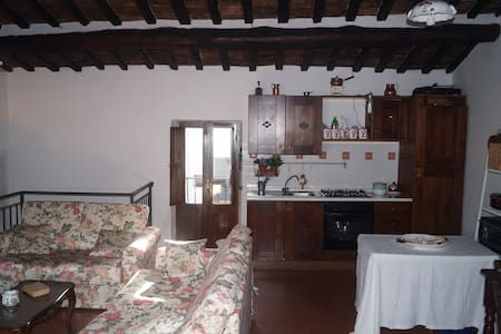 Lovely apartment close to Tivoli - Pisoniano - Lejlighed