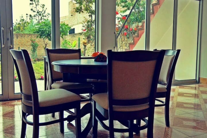 Casa Samaykuy 2- a 5min del aeropuerto