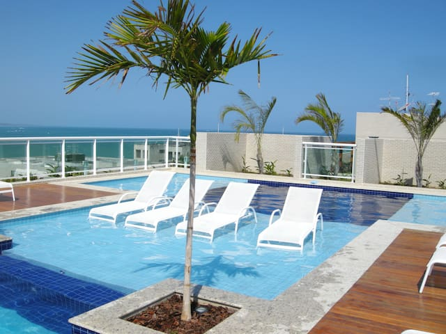 Comfort on the Best Location - Maceió - Departamento