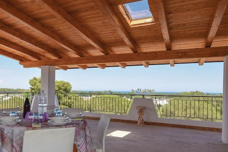 Holiday apartment with 2 bedrooms on 50m² in Sant'Andrea Apostolo