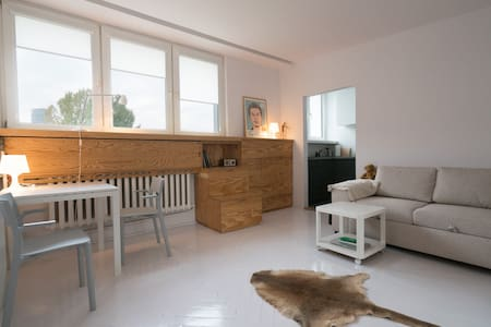 Design Studio in Old Town Area - Warschau - Wohnung