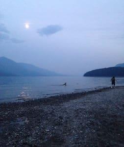 Kootenay lake vacation rental - Kaslo - Σπίτι