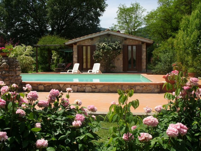 Casale Eredità Cottage with pool - Orte