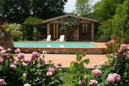 Casale Eredità Cottage with pool - Orte - Villa