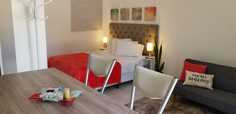 Great and Full Suite in Carlos Paz w/ heated pool