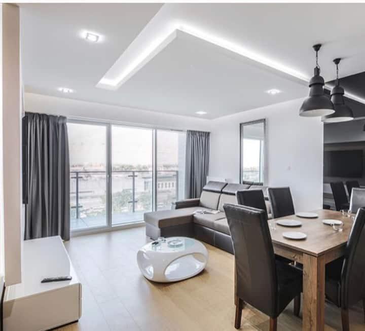 Super-Apartamenty International Fair V