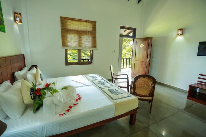 Camellia Resort & Spa, Sigiriya, Sri Lanaka!