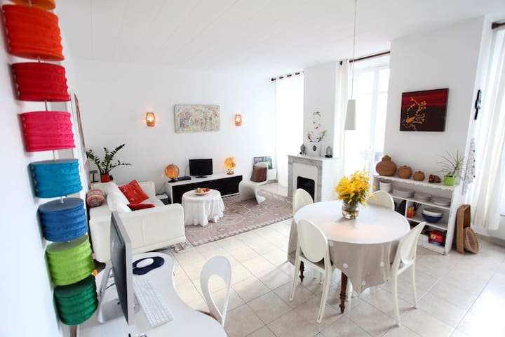 CANNES CENTER VERY CONVENIENT 2 BR