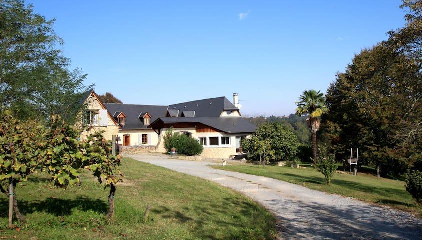 Maison du Causit Aubertin