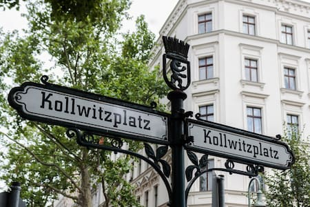 Berlin's Hot Spot Area 'Kollwitz Kiez' & Nice Flat - Berlin - Apartment