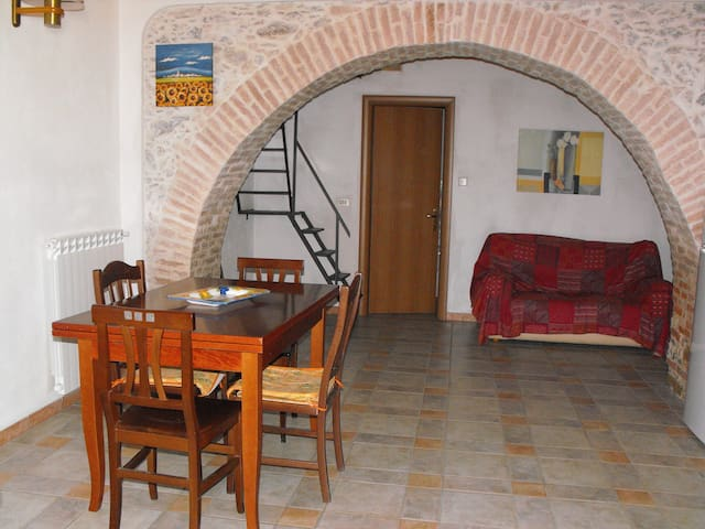 CALABRIA SEA AND MOUNTAIN - Gagliato - Apartamento
