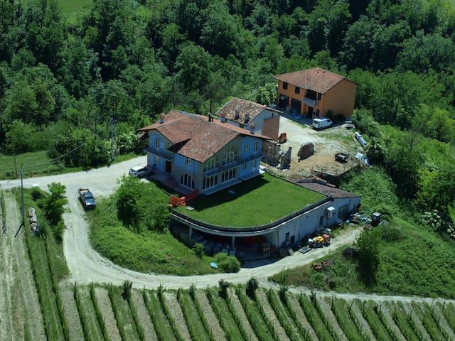 Casa Viglioni - Nebbiolo Madama Apartment