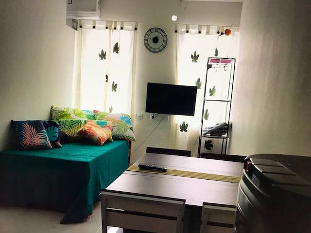 Sentul Tower Cozy Apartment Unit for Family