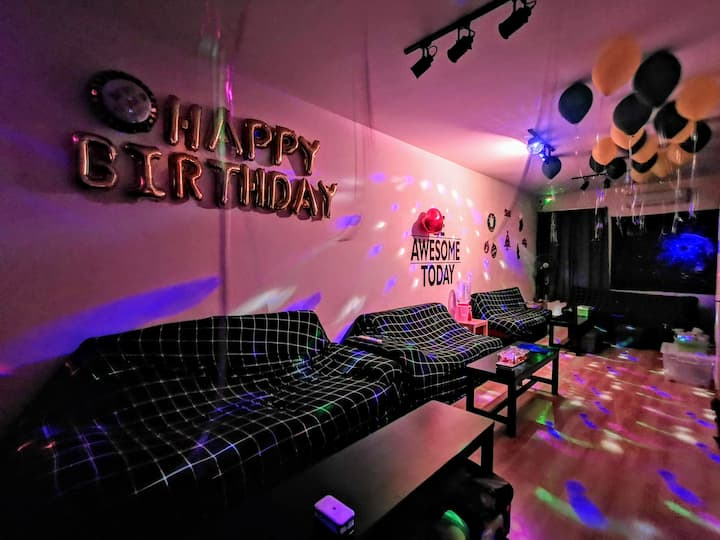 BFF Private Party House