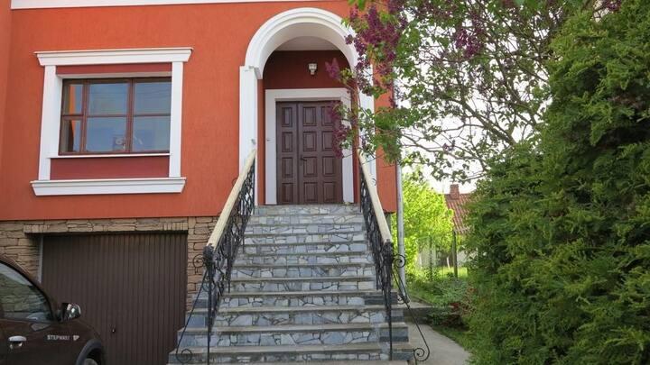 Апартаменты на Вересковой