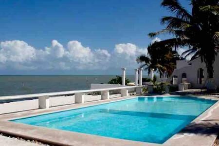 Villa Mirador Uaymitun!!  Frente al Mar