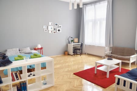 Fresh and Personal near Buda Castle - Budapest - Appartement