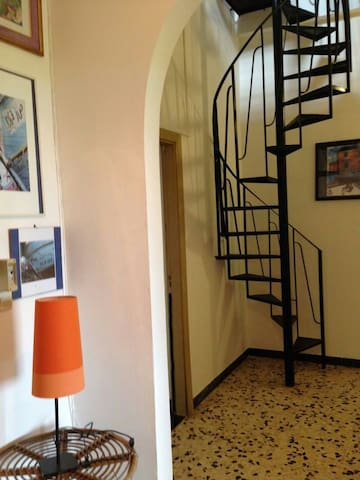 B&B Paestum House interno