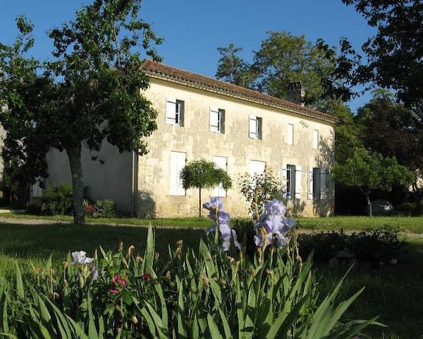 Calm & space in rural SW France - Pujols - Huis