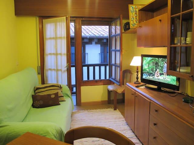 Apartamento Rural en Covarrubias a  30' de Burgos - Covarrubias - Apartamento