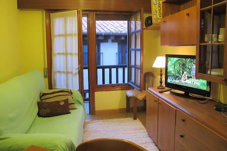 Apartamento Rural en Covarrubias a  30' de Burgos - Covarrubias - Pis