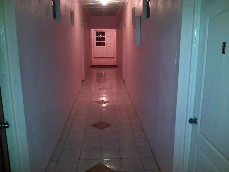 Corridor/hall way