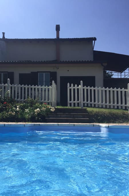 Holiday House With Swimming Pool Cottages For Rent In Calosso At Italy