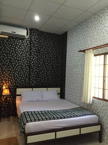 Double Room 2 next 400m to Ong Lang beach - Thành phố Phú Quốc - Guesthouse