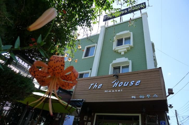 double room - Dongmyeong-dong, Sokcho-si - Bed & Breakfast