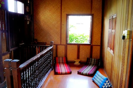 Incredible Thai house inside the old city. Room 4 - Chiang Mai - Rumah
