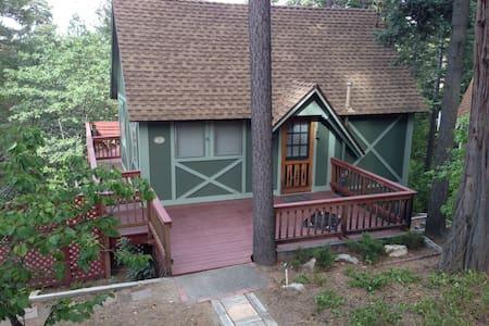 Cozy Cottage/Hot Tub/Free Pass 2 beach/lake/trails - 箭頭湖 - 小屋